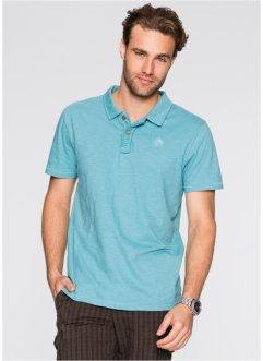 Poloshirt Regular Fit, bpc bonprix collection, grün