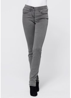 Megastretch-Jeans, bpc selection, grey denim