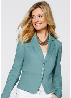 Stretchblazer, bpc selection, mineralblau