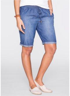 damen jeans shorts sommerlich kurz bonprix. Black Bedroom Furniture Sets. Home Design Ideas