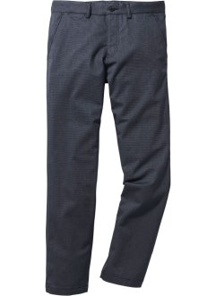 Chino-Hose in Wolloptik Regular Fit, bpc selection