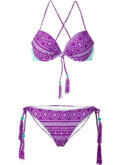 Push-up Bikini (2-tlg. Set), RAINBOW