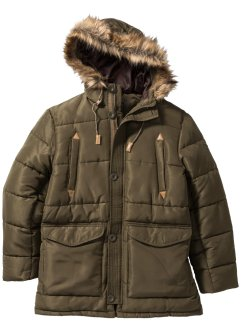 Winterparka Regular Fit, RAINBOW, oliv