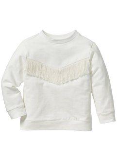 Sweatshirt mit Fransen, bpc bonprix collection