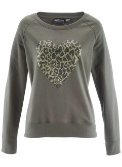 Sweatshirt mit Applikationen, bpc selection