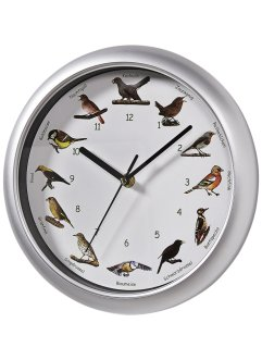 Vogelstimmen-Wanduhr, bpc living bonprix collection