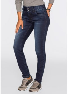 Stretch-Jeans mit Shaping-Effekt STRAIGHT, John Baner JEANSWEAR