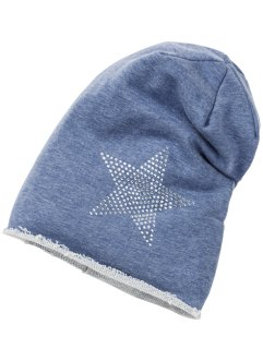 Beanie mit Strassstern, bpc bonprix collection