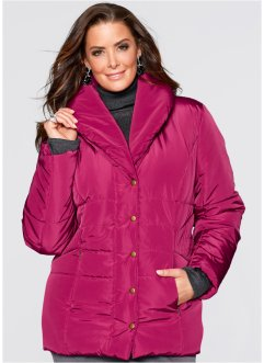 Steppjacke, bpc selection, beerenrot