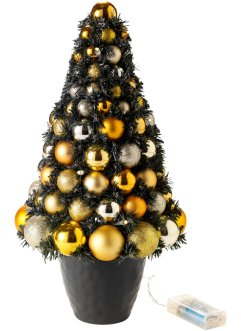 "LED-Tannenbaum ""Golden Christmas"", bpc living, gold"