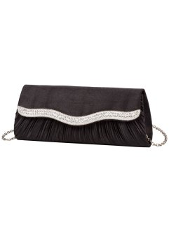 Clutch, bpc bonprix collection, schwarz