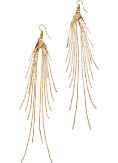 "Ohrhaken ""Glamour"", bpc bonprix collection, gold"