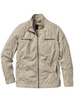 Leichte Kurzjacke im Regular Fit, bpc bonprix collection, sand