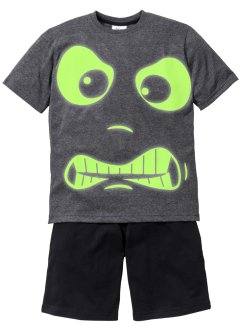 "Shorty-Pyjama ""GLOW IN THE DARK"", bpc bonprix collection"