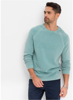 Pullover Regular Fit, bpc bonprix collection, türkis