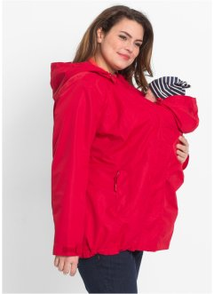 4-in-1-Umstands-Funktionsjacke mit Babyeinsatz, bpc bonprix collection