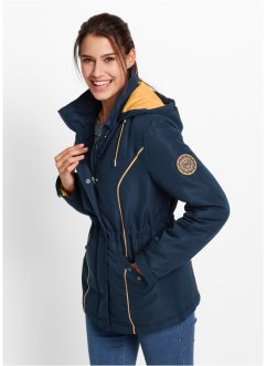 Outdoorjacke, bpc bonprix collection, dunkelblau
