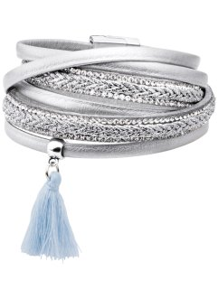 Wickelarmband metallic, bpc bonprix collection