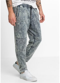 Jogginghose Slim Fit, RAINBOW, grau