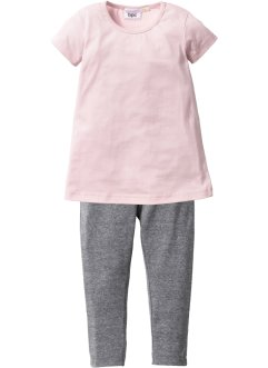 Kleid + Leggings (2-tlg. Set), bpc bonprix collection