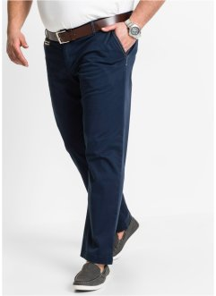 Stretch-Chino Regular Fit, bpc selection, dunkelblau