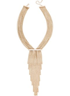 Kette, bpc bonprix collection, goldfarben