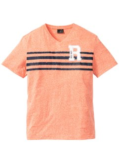 Melangeshirt Regular Fit, bpc selection