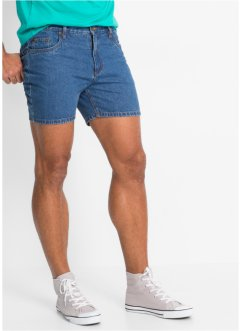Jeans-Shorts Regular Fit, John Baner JEANSWEAR