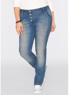 Stretch-Jeans Straight, John Baner JEANSWEAR