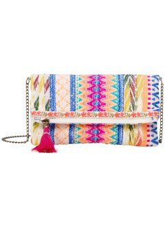 kleine Ethno-Clutch, bpc bonprix collection, multi