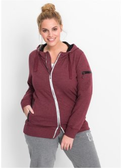 Funktionale Outdoor-Sweatjacke, bpc bonprix collection