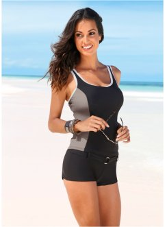Bikinihose (2er-Pack), bpc selection, schwarz