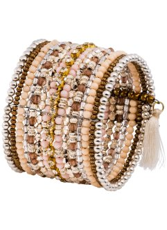 Armband mit Perlen, bpc bonprix collection
