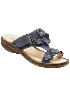 Pantolette aus Leder, bpc bonprix collection