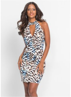 Kleid mit Leopardenmuster, BODYFLIRT boutique