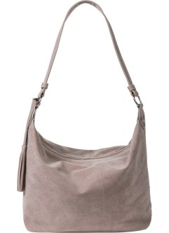 Schultertasche Wildlederimitat, bpc bonprix collection