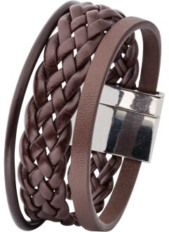 Herrenarmband Flecht, bpc bonprix collection