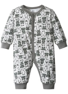 Baby Jerseyoverall Bio-Baumwolle, bpc bonprix collection