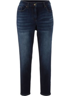 Boyfriend-Stretchjeans mit Zipperdetail, bpc bonprix collection