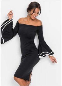 Schulterfreies Kleid, BODYFLIRT boutique