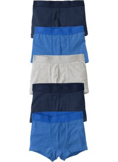 Boxershorts (5er-Pack), bpc bonprix collection