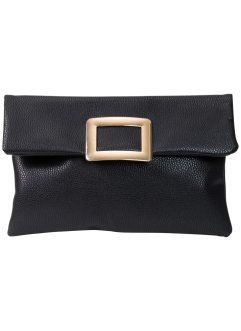 Clutch goldfarbener Verschluss, bpc bonprix collection
