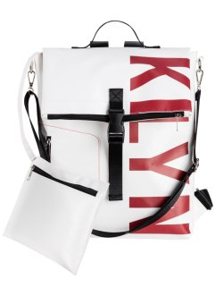 Tasche mit allover Print, bpc bonprix collection