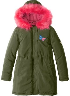 Parka mit Fellkapuze, bpc bonprix collection