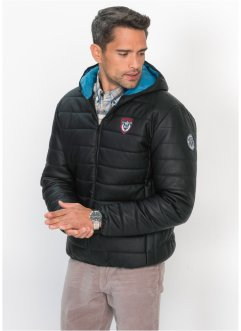 Winter-Lederimitat-Jacke, bpc bonprix collection