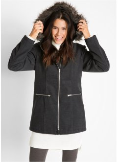 Parka in Wolloptik, bpc bonprix collection