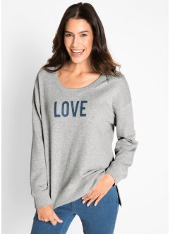 Bedrucktes Sweatshirt, bpc bonprix collection