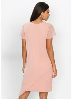 Cocktail-Kleid aus Jersey mit Pailletten, BODYFLIRT