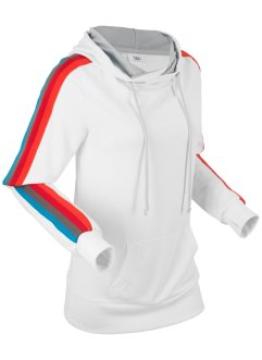 Leichtes Langarm-Sweatshirt mit Multicolor-Tape, bpc bonprix collection