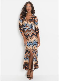 Kleid mit Ethno-Print, BODYFLIRT boutique